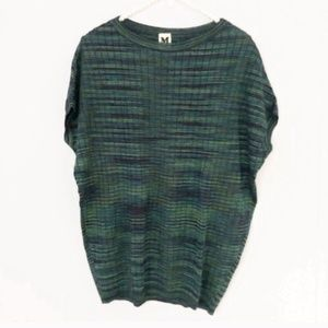 M Missoni Dolman Sleeve Top